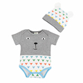 Baby Boy Girl 2 Pcs Set Lovely Clothes Infantil Romper Newborn Coveralls Next Bebes Jumpsuits Rompers