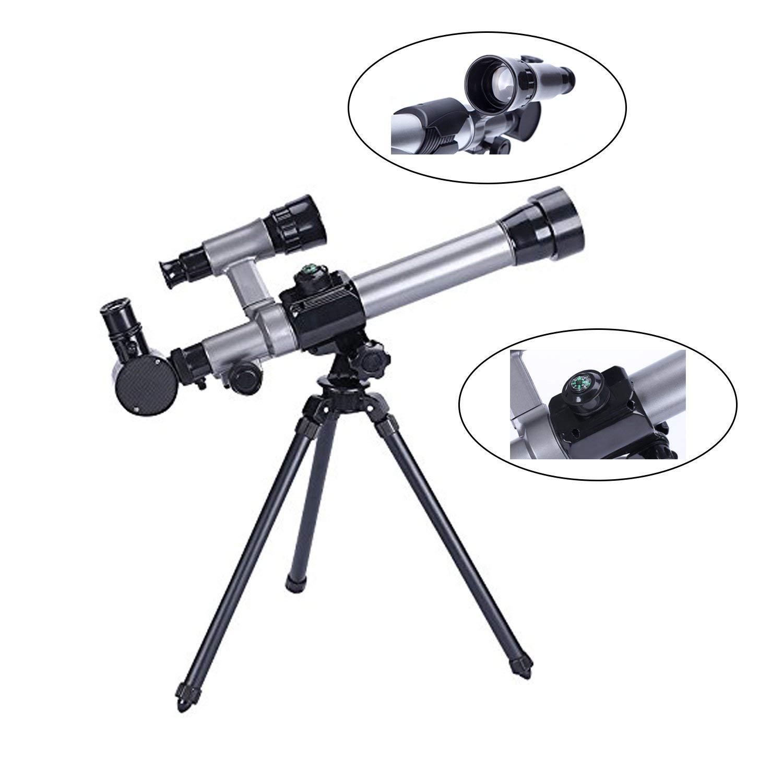Moolo Astronomy Telescope Astronomical Telescope Low Light Level Night Vision high Magnification Birdwatching Binoculars Telescopes