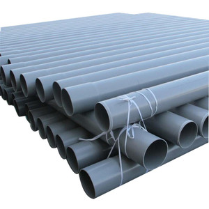 Schedule 40 PVC Sewer DN 110 160 mm Pipe Sizes Lists Prices