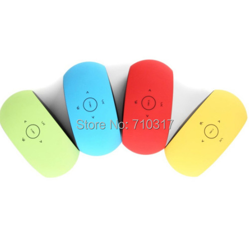 10pcs/lot For Efans E450 portable outdoor wireless Bluetooth 3.0 Audio hands-free car stereo speaker mini card player Micro USB
