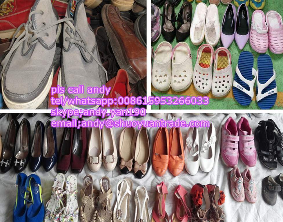 Free Used Shoes In Germany/bulk Second Hand Shoes In Bale