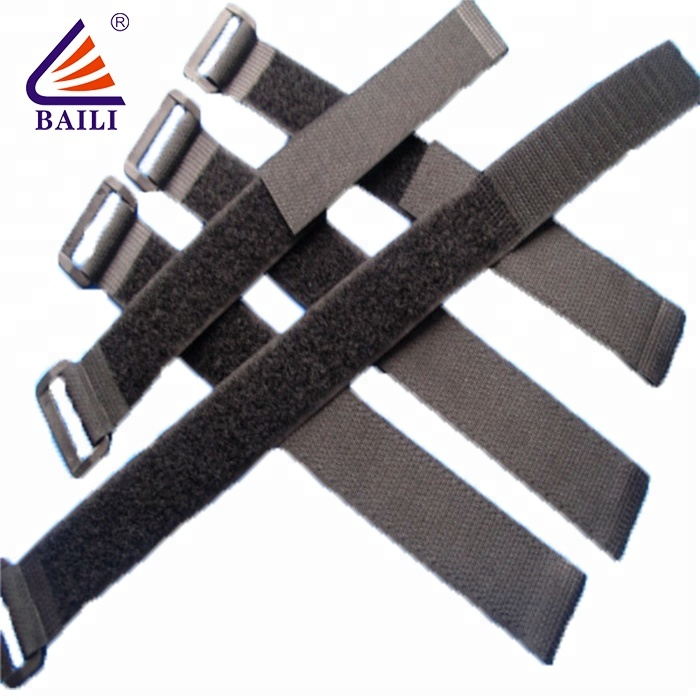 Good Quality Nylon Back to Back Hook and Loop Cable Tie