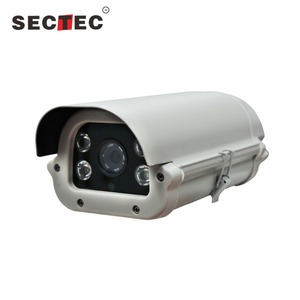Outdoor CMOS color sensor intelligent analysis storage weather shield highway needed AHD Camera