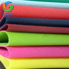 Wholesale any color hydrophobic pp spunbond nonwoven fabric for bag material price per kg