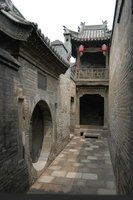 Oriental Antique Kaolin Roof Tiles