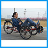 3 wheelers reclining mesh seat recumbent tricycle