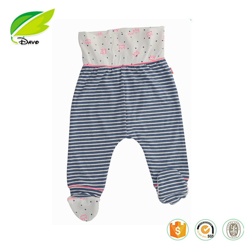 Pack of 3 Baby Romper with Feet 100/% Organic Cotton Baby pants with feet girls/' baby pants with feet. boys/' Mea Baby Unisex Baby Trousers with Feet