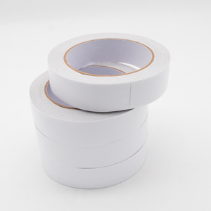 High Initial Tack Double Sided Adhesive PVC Tape Close to Tesa 4970