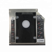 12.7mm Universale <span class=keywords><strong>SATA</strong></span> 2nd HDD Caddy con Fibbia azionamento A Vite