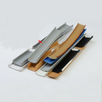 PVC U profile molding edge for furniture