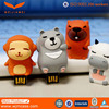 Customized Silicon USB Drive,Cartoon USB Drive, Cute Animal Silicone PVC Flash Drive