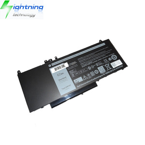 NEW Genuine Original 62Wh 6MT4T Battery Laptop for Dell Latitude E5450 E5470 E5550 E5570 Notebook 15.6 inch notebook battery
