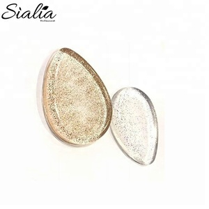 Sialia Makeup Supplier From China Wholesale Cheap Glitter Cosmetic Blending  Makeup Silicone Puff Face Sponge Make Up