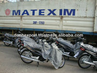 Motor cycles from Vietnam