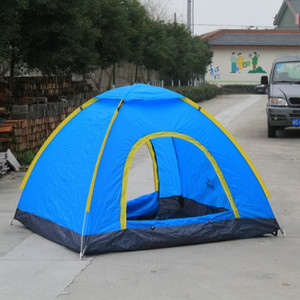 Quick Open Automatic Pop Up Tourist Camping Tent
