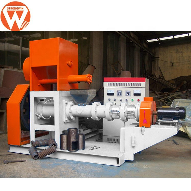 dog food animal feed pellet manufacturing equipment