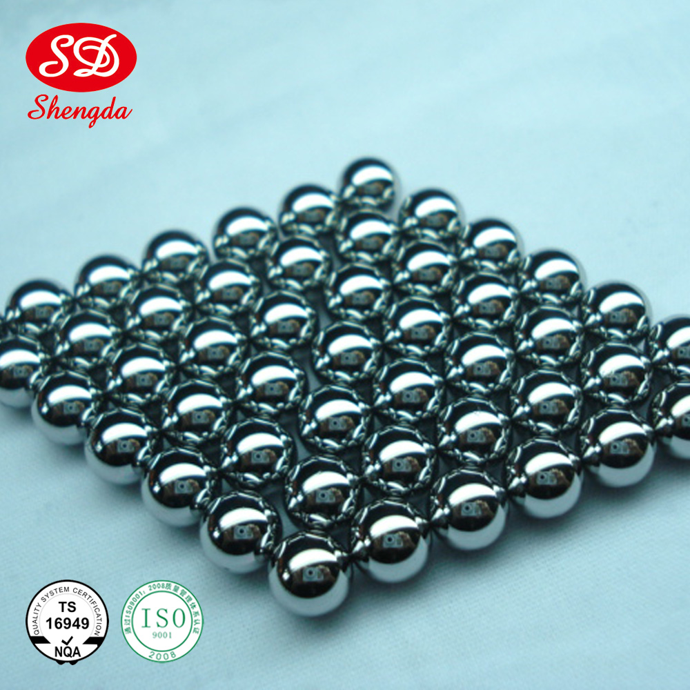 "2000 5//16/"" Inch G1000 Utility Grade Carbon Steel Bearing Balls"