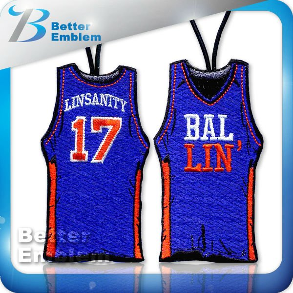 Linsanity Mini Jeremy lin Jersey regalo corporativo