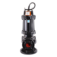 High Quality Wastewater/ Sewage Cutter Submersible Centrifugal Drainage Water Pump