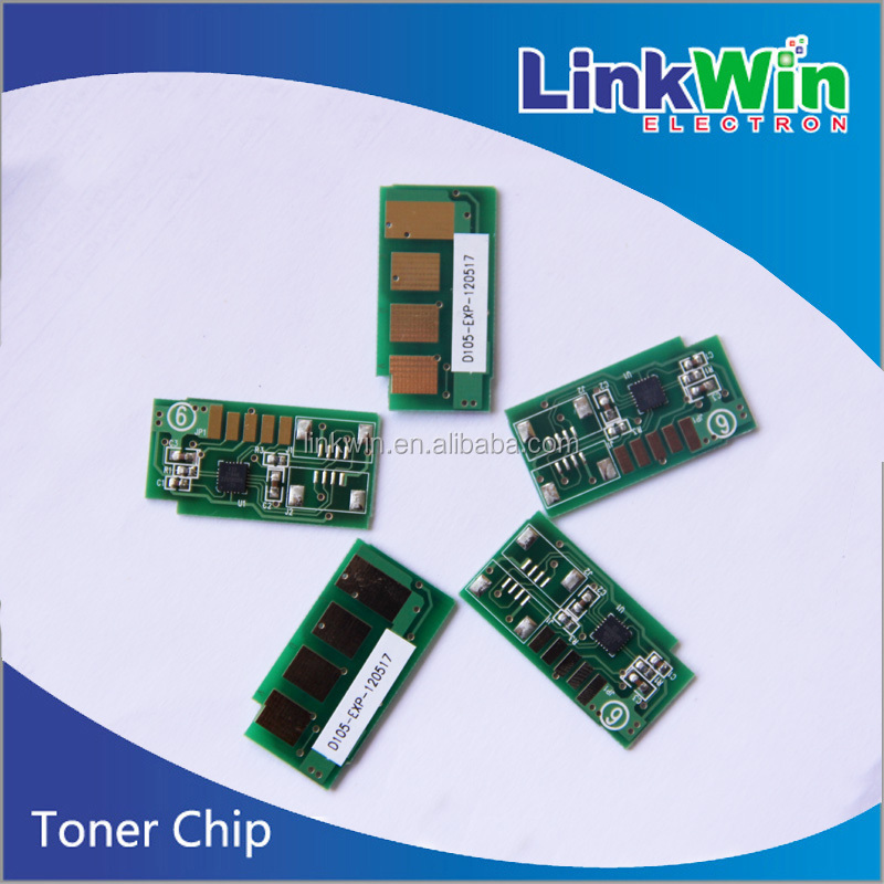 Superior quality drum toner chip for Samsung ML-1910 1915 2525 2580 SF650 SCX-4600 4623F 4623FN belt reset cartridge chip