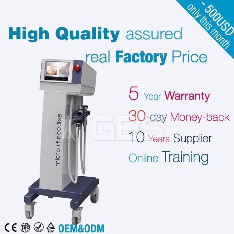 Lutronic Infini Radiofrequency microneedling INFINI for Wrinkle treatment,  View Lutronic Infini, GBS Product Details from GBS (Beijing) Science And