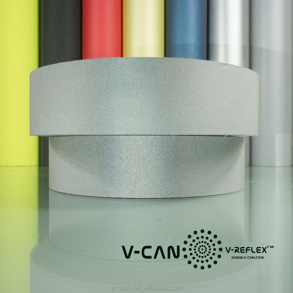 TC Reflective Tape Strip Sew-on Trims Webbing Safety Warning Traffic Work Fabric
