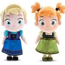 nice-looking custom plush cheap baby dolls stuff toy