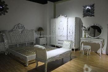 royal luxury bedroom furniture antique design wooden bedroom set