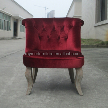 Superb Popular In France Red Velvet Upholstered Accent Chair Tub Chair Buy Red Tub Chairs Living Room Accent Chairs Antique Tub Chair Product On Squirreltailoven Fun Painted Chair Ideas Images Squirreltailovenorg