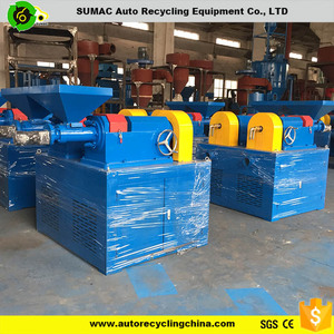 Tire Recycling Rubber Micro Pulverizer to Powders