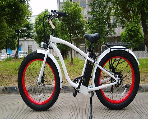 high speed Chinese fat tyre electric bicycle with low price