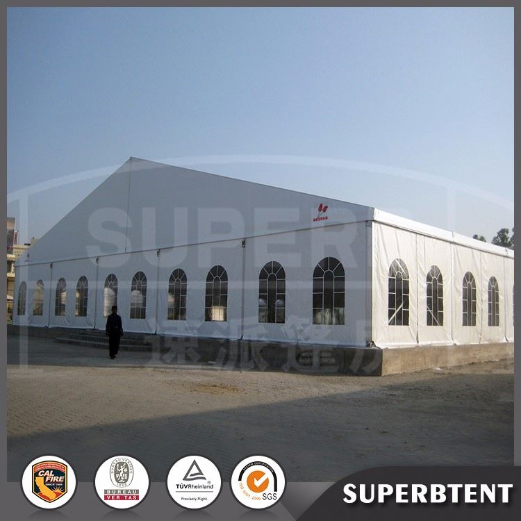 New products festival celebrations 30x50 aluminum frame tent