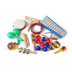 Full set wooden percussion music set toy,wooden toys