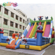 Cheap inflatable bouncy popular children playground for sale