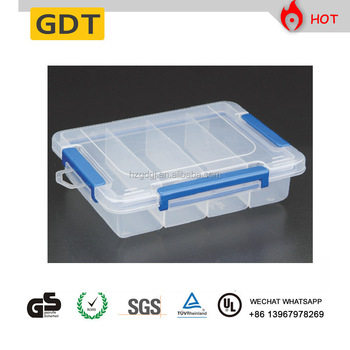 Gd3102 10inch Cheapest Small Clear Plastic Storage Lure Box Buy