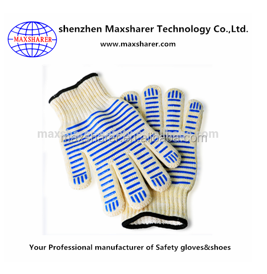 350 C heat resistant gloves oven made in Shenzhen Maxsharer