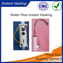 3KW Stainless Steel Thick Film Instant Heating Elements Water Heater for Electric Heating Faucet