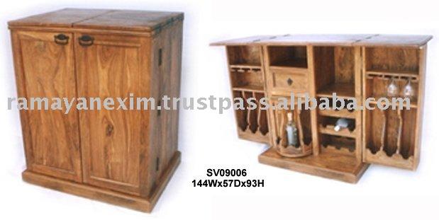 de botellas de vino, estante del vino, vino gabinete, muebles madera