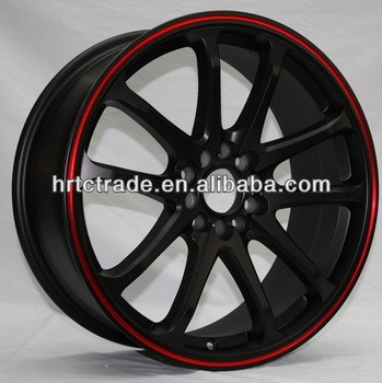 High Performance Sport Car Rims 17 Inch