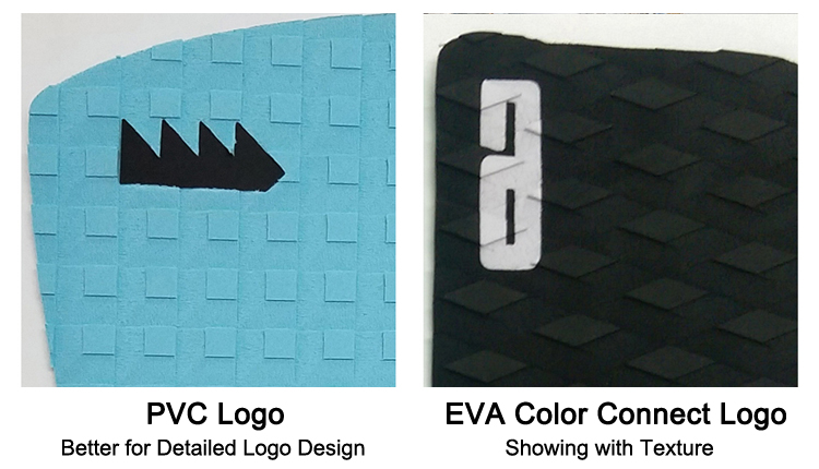 Melors EVA Foam Pad Shortboard Pad Waterproof Grips Pad
