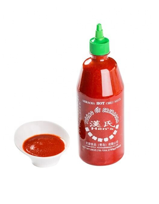 Süße Sriracha Hot Chili Sauce
