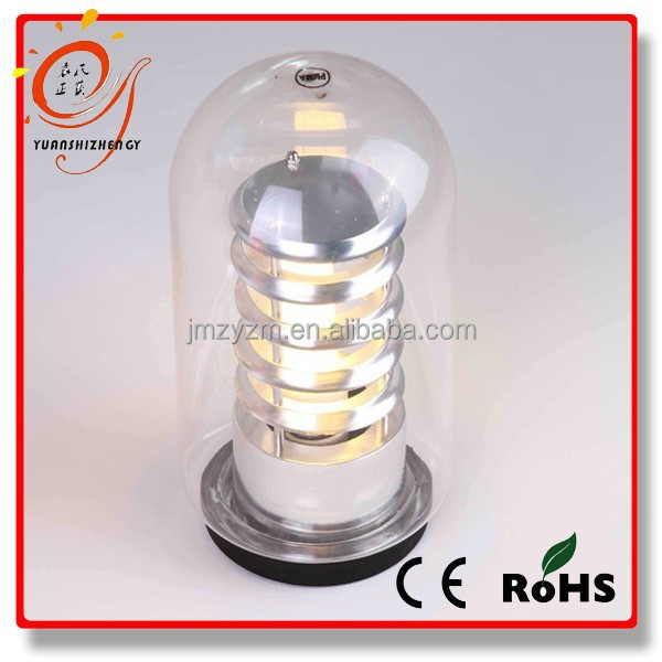 Hot Sale Plastic Clear Lamp Shade For Lawn Lamp