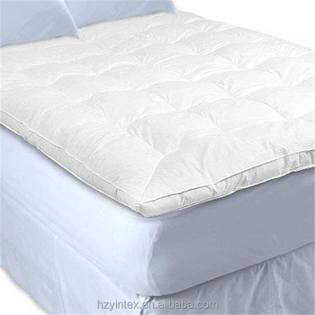 Queen Mattress Cover Pillow Top Padding Thick Bed Topper Buy Bed Mesmerizing Mattress Cover Queen Pillow Top