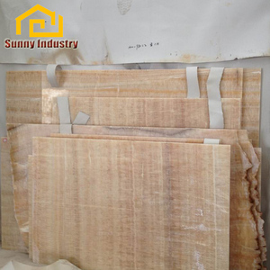 Low Price Yellow Honey Onyx Tile