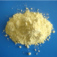Yellow powder Rubber Accelerator MBT as raw material for rubber cots