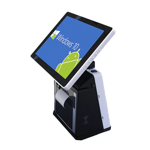 POS-B10 New Design 10 Inch Mini All-in-one POS with J1900 CPU