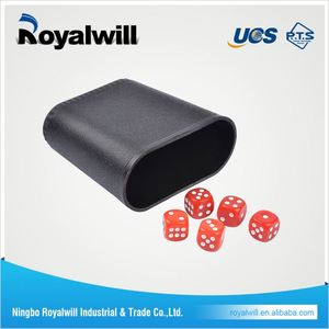 heat transfer dice