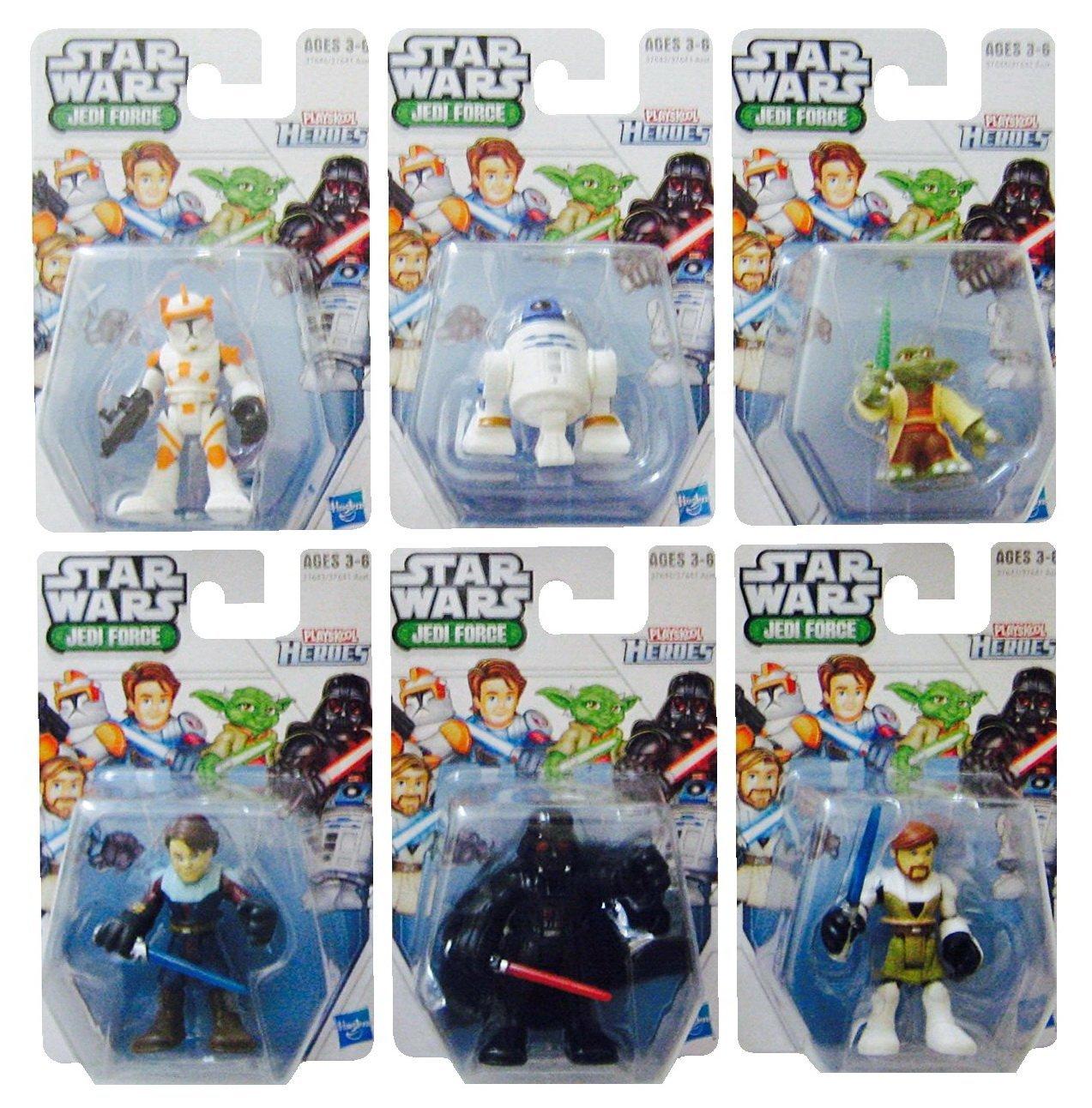 Playskool Star Wars Galactic Heroes Clone Captain Rex From 2 Pack
