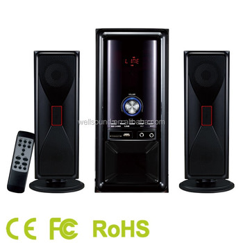 2016 Newest Best Sound Hifi Music System 2 1 Mega Vision Karaoke Player -  Buy Mega Vision Karaoke Player,2 1 Speaker,Best Sound Hifi Music System 2 1