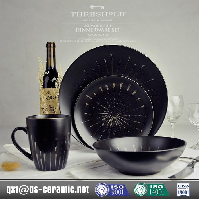 China Manufacturer Wholesale Stoneware Matte Finish Dinnerware Sets - Buy Matte Finish Dinnerware SetsMatte Finish Dinnerware SetsMatte Finish Dinnerware ... & China Manufacturer Wholesale Stoneware Matte Finish Dinnerware Sets ...